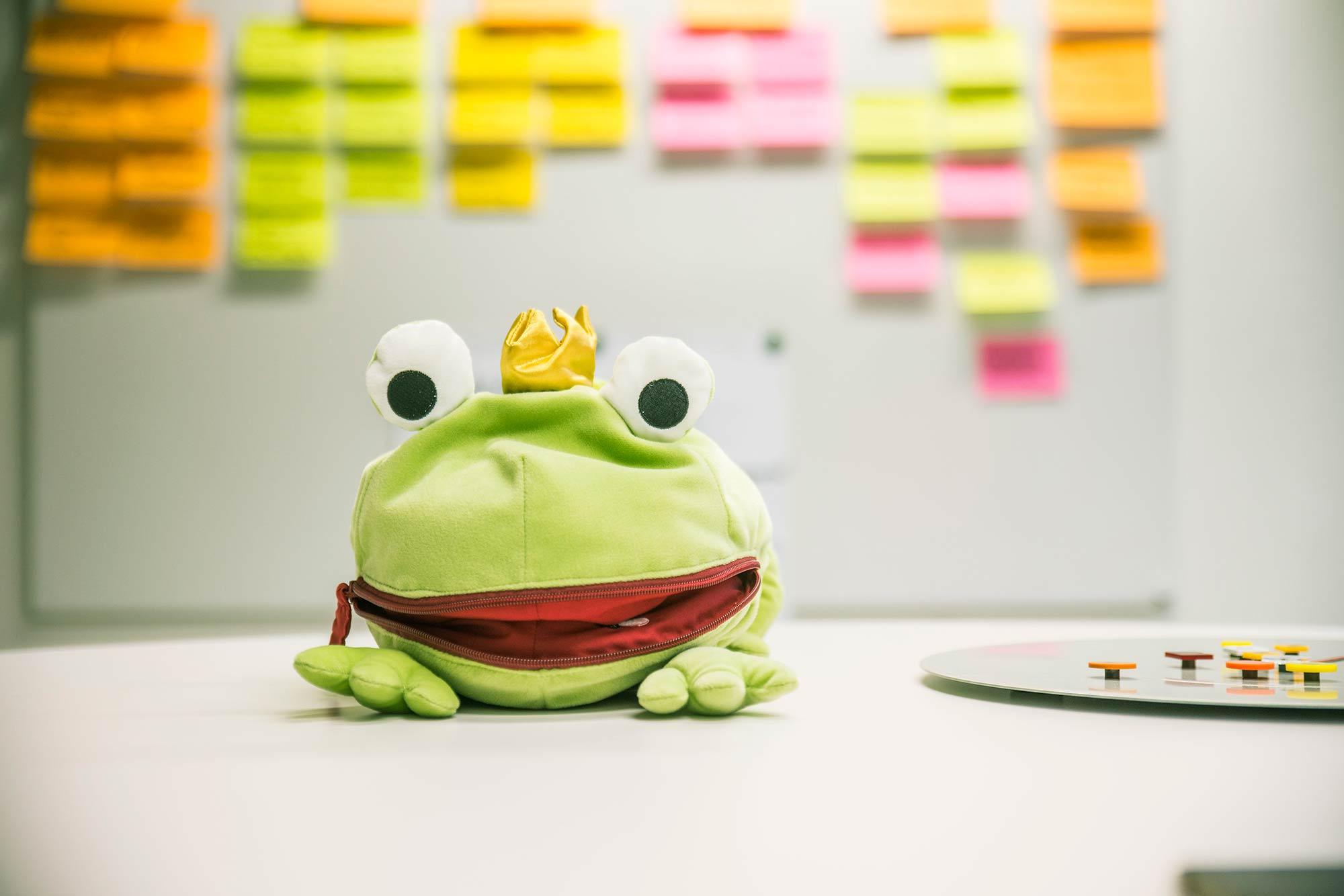 teneo Frosch
